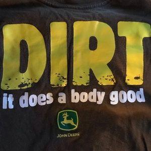 """John Deere """"Dirt"""" Shirt"""